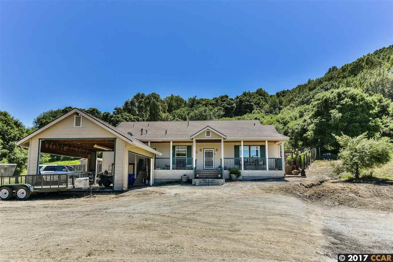 Additional photo for property listing at 1170 Bear Creek Road  Martinez, California 94553 United States