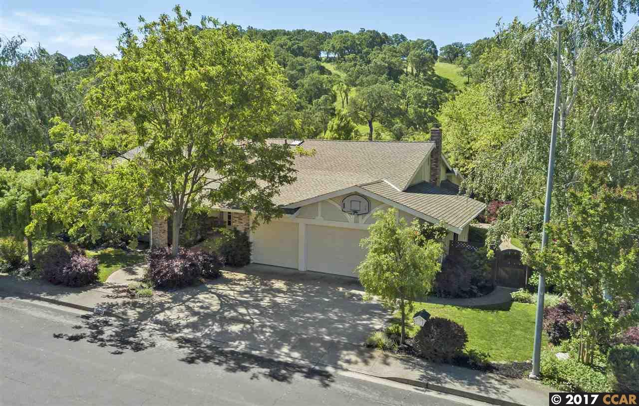 Single Family Home for Sale at 2025 Rockspring Place Walnut Creek, California 94596 United States