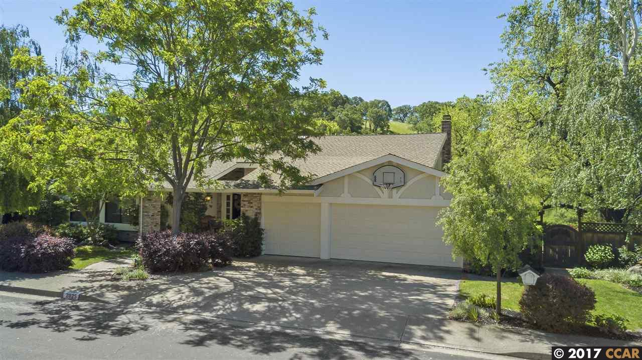 Additional photo for property listing at 2025 Rockspring Place  Walnut Creek, California 94596 United States