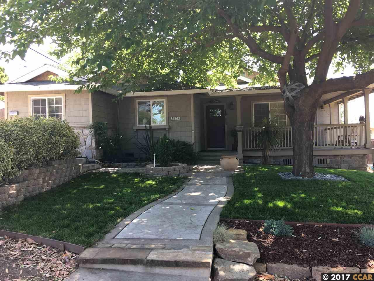 Additional photo for property listing at 2804 Hillside Avenue  Concord, California 94520 United States