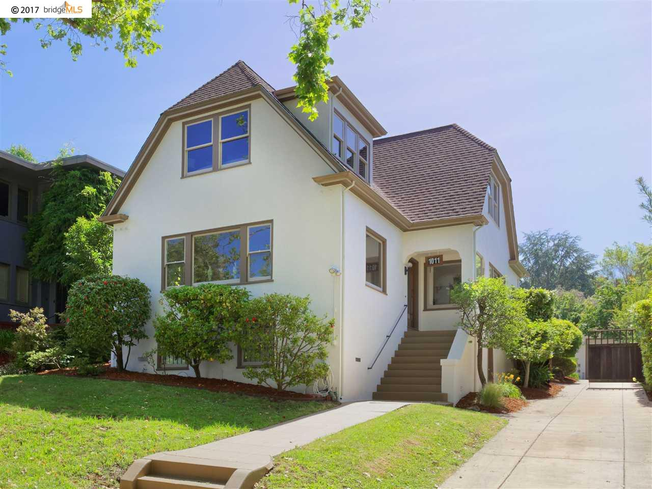 1011 Mariposa Ave | BERKELEY | 2032 | 94707