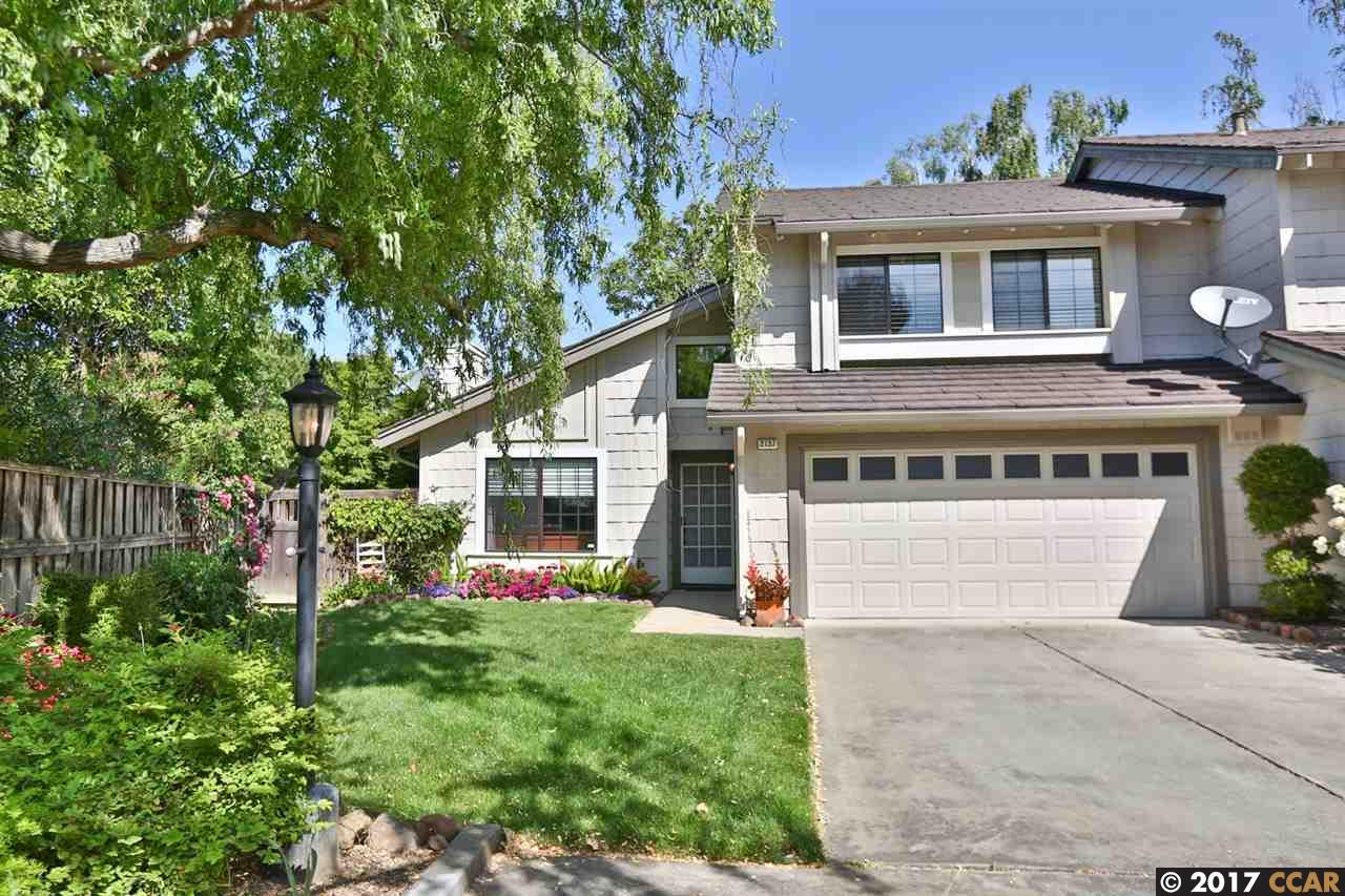Single Family Home for Sale at 2137 Stillspring Place Martinez, California 94553 United States