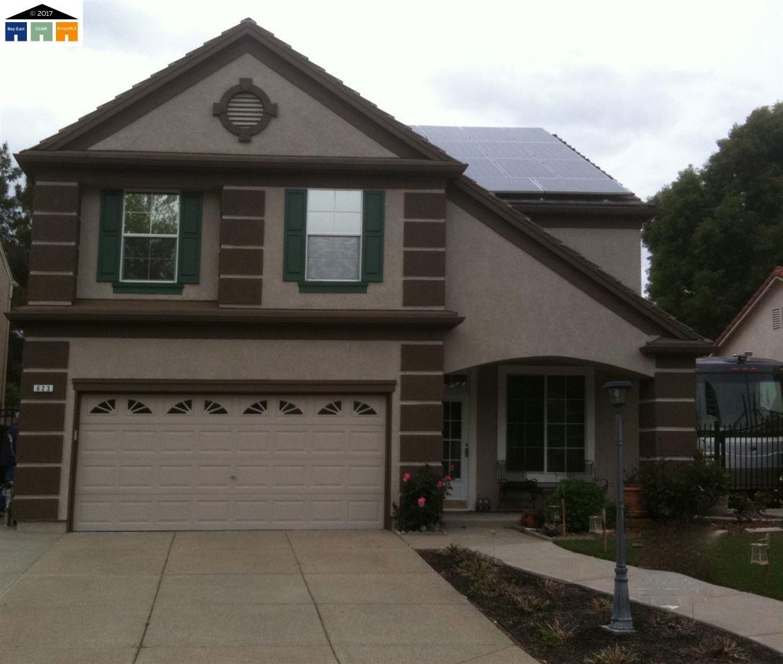 獨棟家庭住宅 為 出售 在 623 Eaker Antioch, 加利福尼亞州 94509 美國