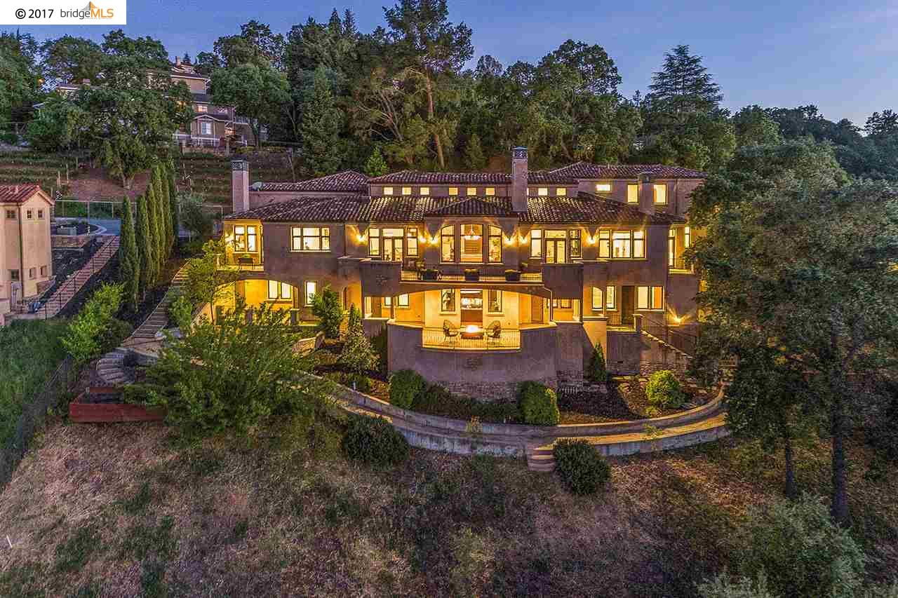 واحد منزل الأسرة للـ Sale في 620 Sugarloaf Court Walnut Creek, California 94596 United States