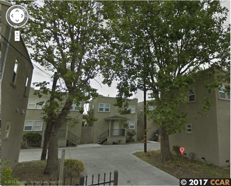 多戶家庭房屋 為 出售 在 1056 70th 1056 70th Oakland, 加利福尼亞州 94621 美國