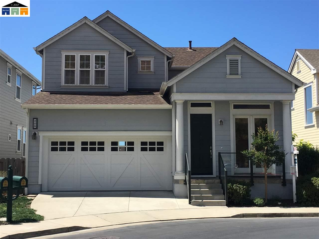 Single Family Home for Sale at 208 Flagship Court Point Richmond, California 94801 United States