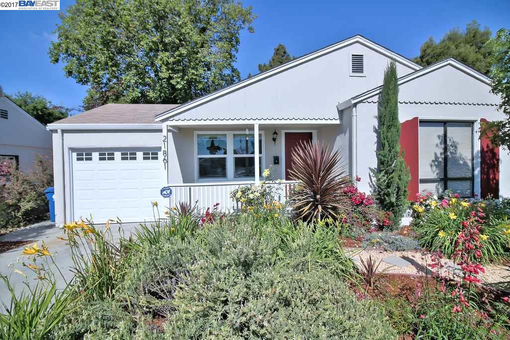 21861 Redwood Rd | CASTRO VALLEY | 1288 | 94546