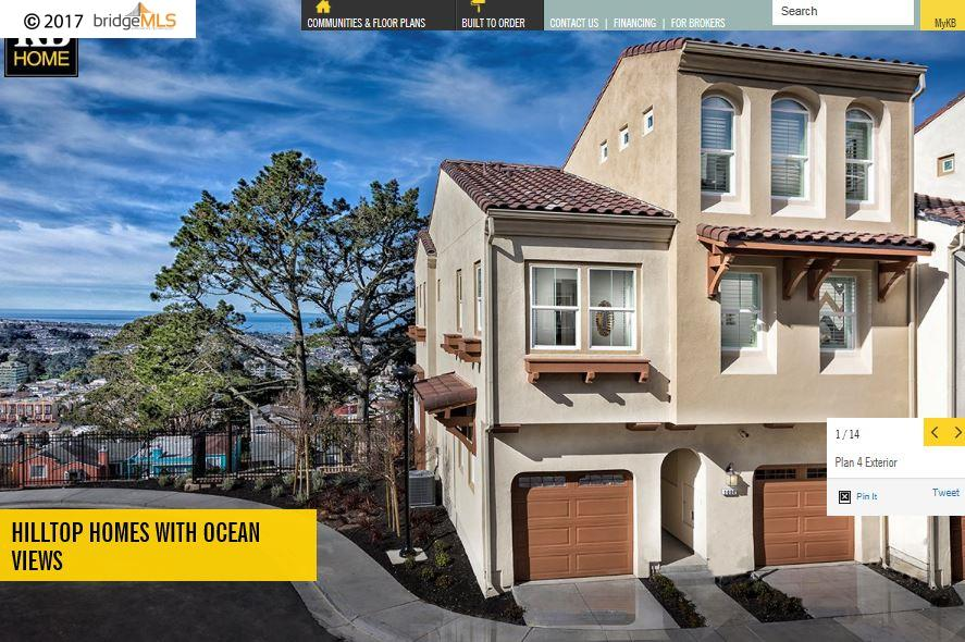 واحد منزل الأسرة للـ Sale في 1004 Ocean View Avenue 1004 Ocean View Avenue Daly City, California 94014 United States