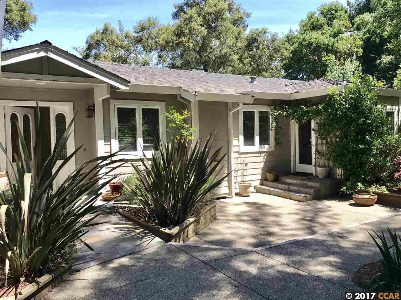 واحد منزل الأسرة للـ Rent في 14 Oak Drive Orinda, California 94563 United States
