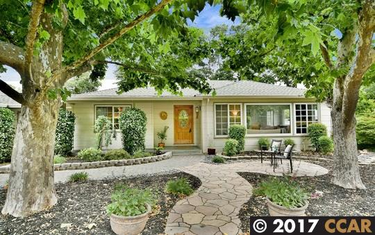 20 Greenway Dr, WALNUT CREEK, CA 94596