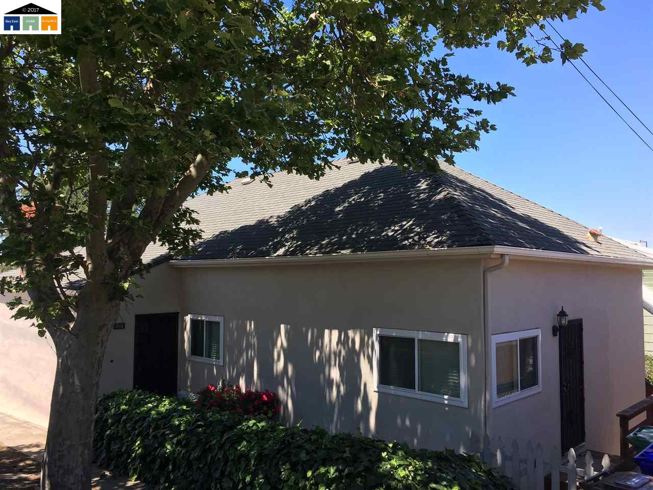 Single Family Home for Sale at 574 Alhambra Street Crockett, California 94525 United States