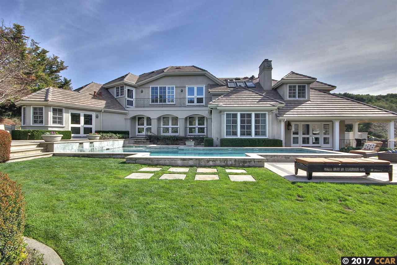 獨棟家庭住宅 為 出售 在 3 Julianna Court Moraga, 加利福尼亞州 94556 美國