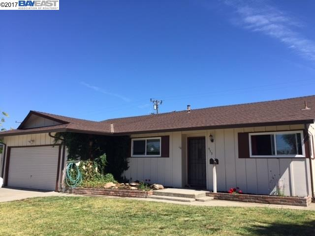Single Family Home for Sale at 953 7Th Street Ripon, California 95366 United States