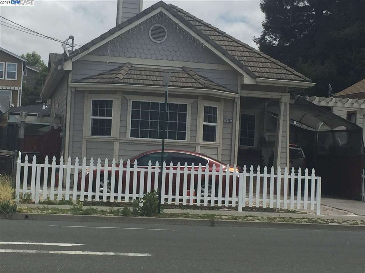 22882 Grand St | HAYWARD | 1226 | 94541