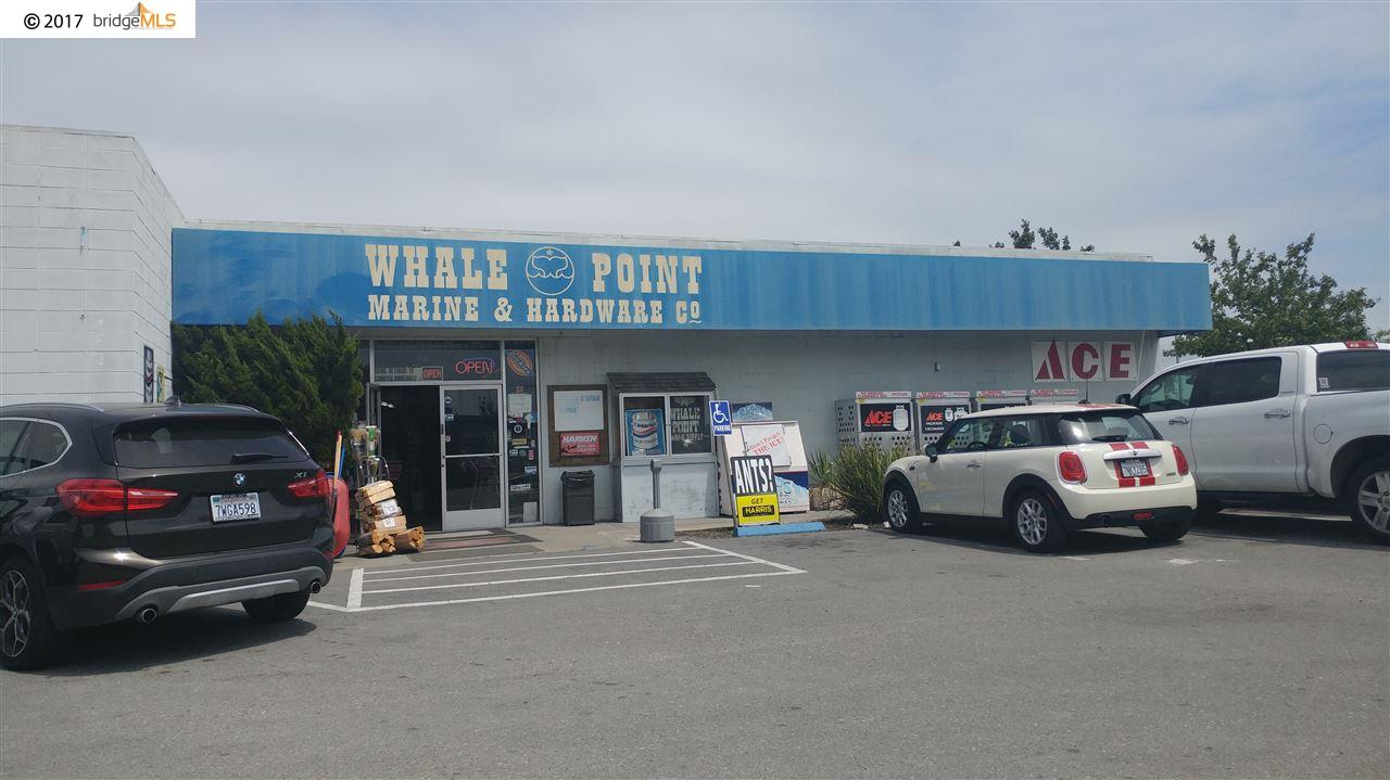 Commercial for Sale at 205 Cutting Blvd Richmond, California 94804 United States