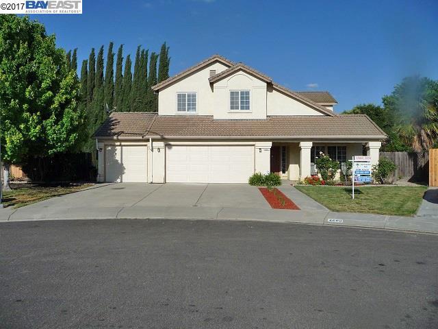 獨棟家庭住宅 為 出售 在 4600 SUGAR CREEK Court Salida, 加利福尼亞州 95368 美國