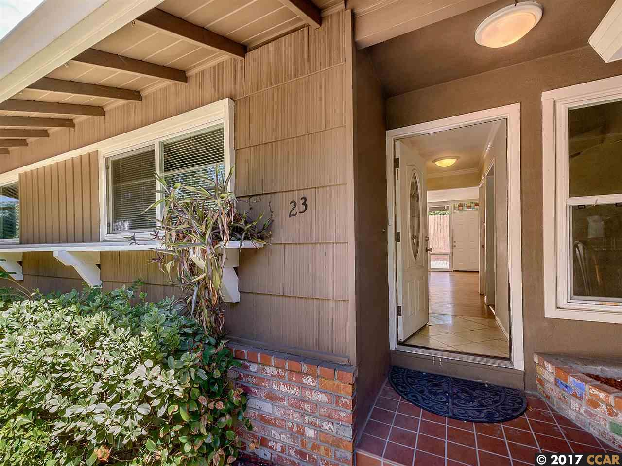 Additional photo for property listing at 23 Baylor Lane  Pleasant Hill, California 94523 Estados Unidos