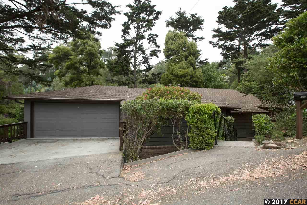 Einfamilienhaus für Verkauf beim 2618 Mountain Gate Way Oakland, Kalifornien 94611 Vereinigte Staaten