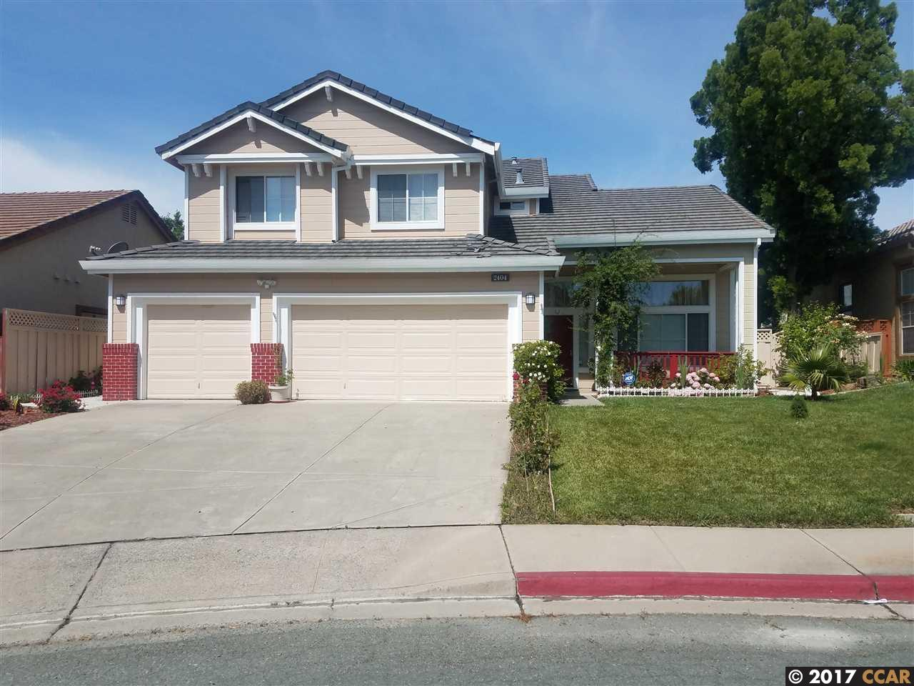 2404 Greentree Court, ANTIOCH, CA 94509