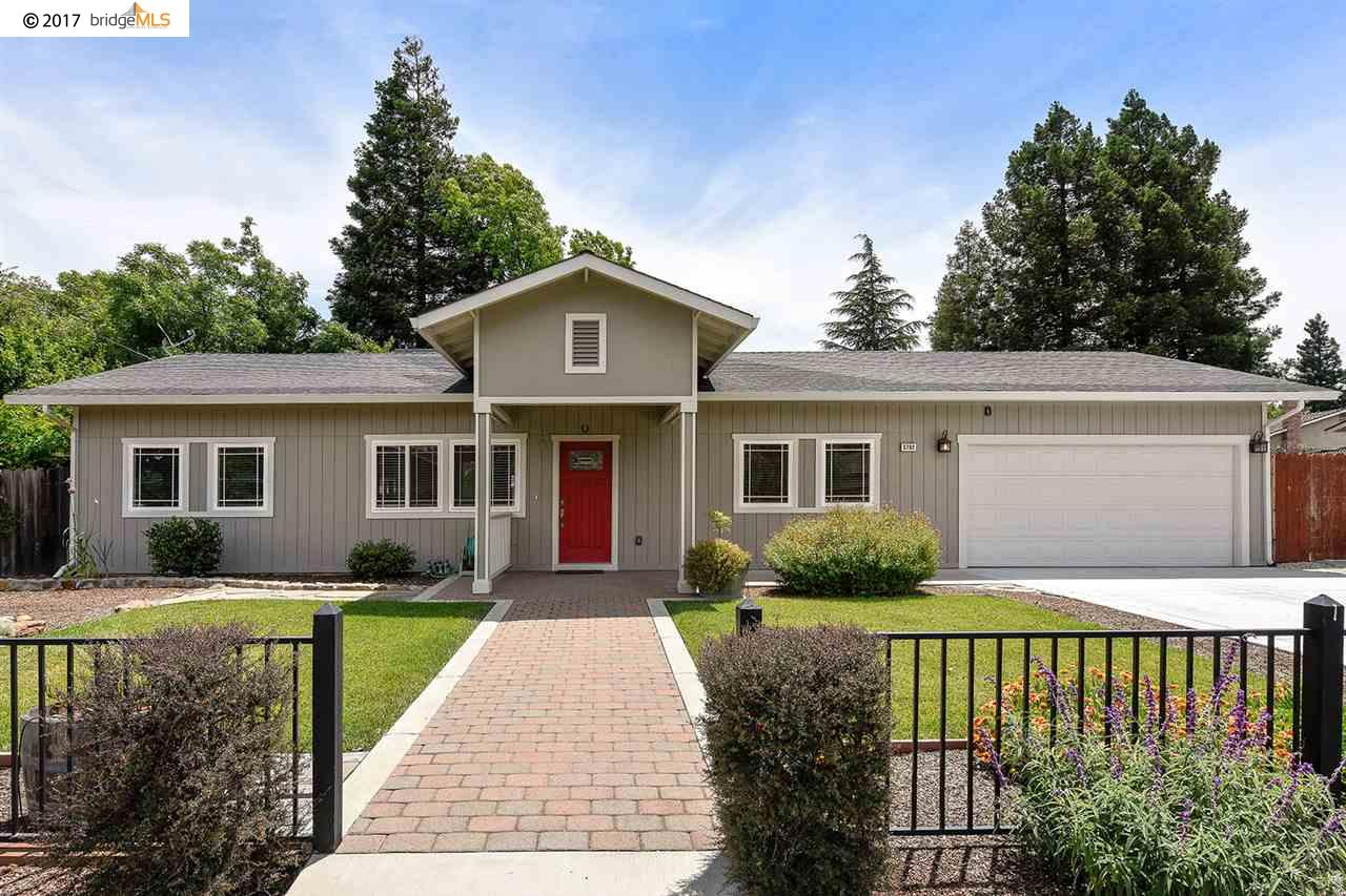 3782 Hitchcock Rd | CONCORD | 1200 | 94518