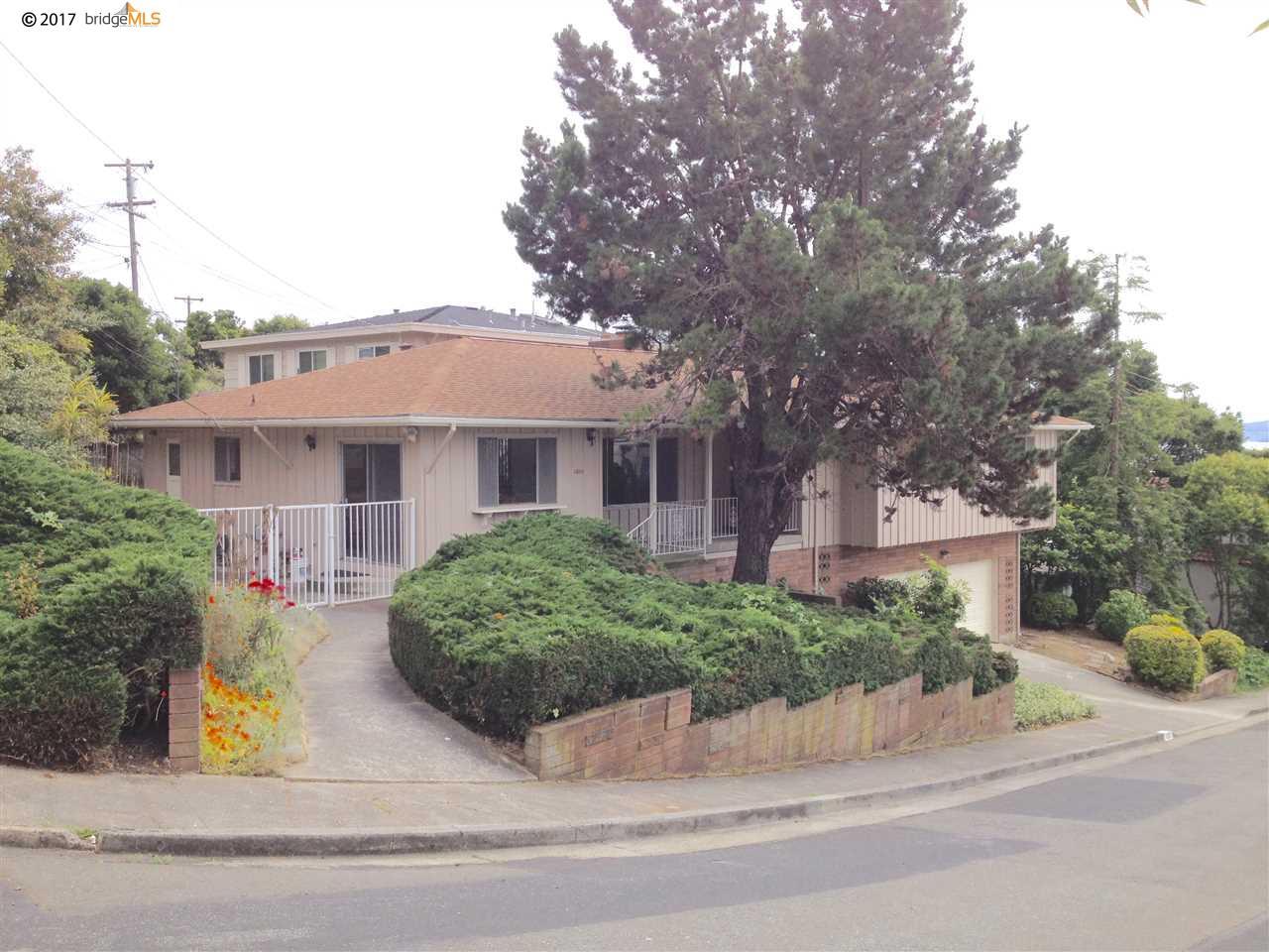 5820 Poinsett Ave | EL CERRITO | 2185 | 94530