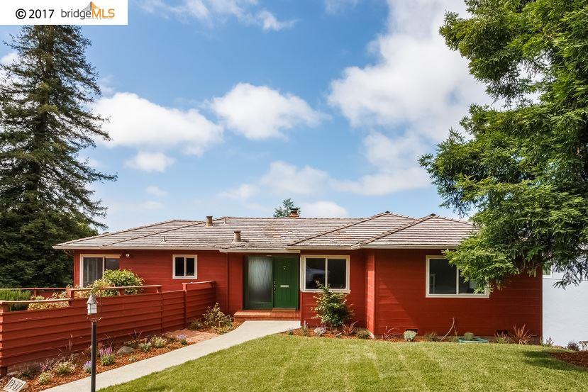 237 Los Altos Dr, KENSINGTON, CA 94708