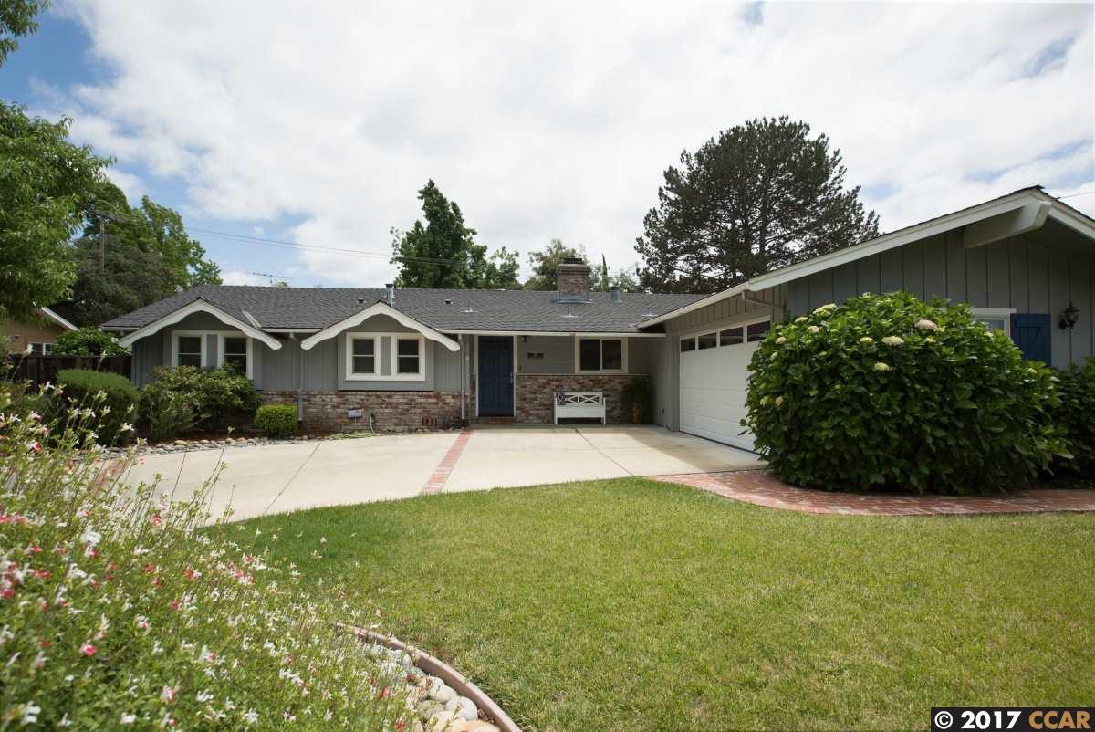 196 Greenwood Cir., WALNUT CREEK, CA 94597