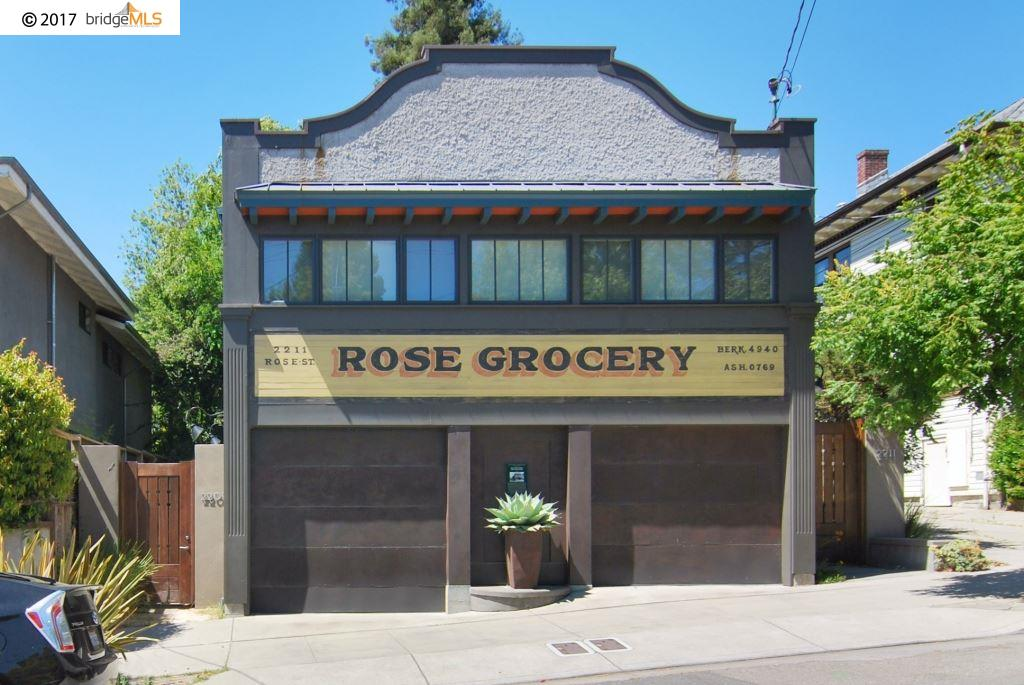2209 Rose St, BERKELEY, CA 94709