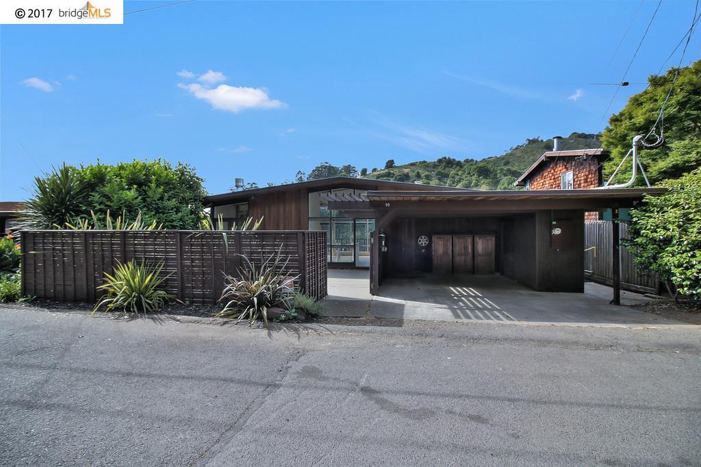 99 Evergreen Ln, BERKELEY, CA 94705