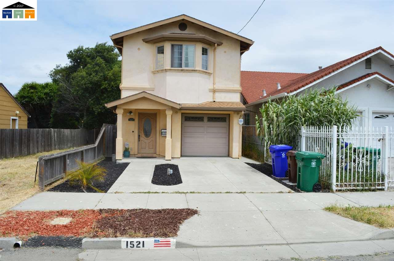 1521 HOFFMAN BLVD., RICHMOND, CA 94804