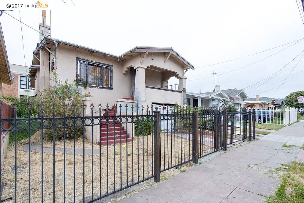 1709 64Th Ave | OAKLAND | 2285 | 94621