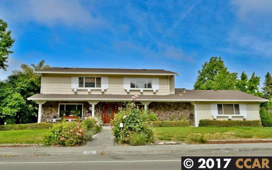 Single Family Home for Sale at 1048 El Capitan Drive Danville, California 94526 United States