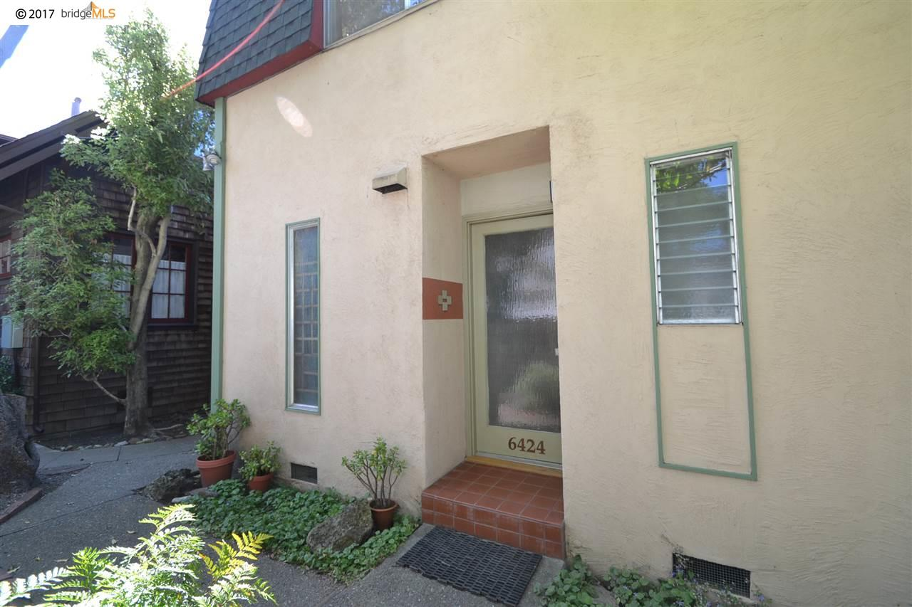 6424 Benvenue Ave | OAKLAND | 0 | 94618