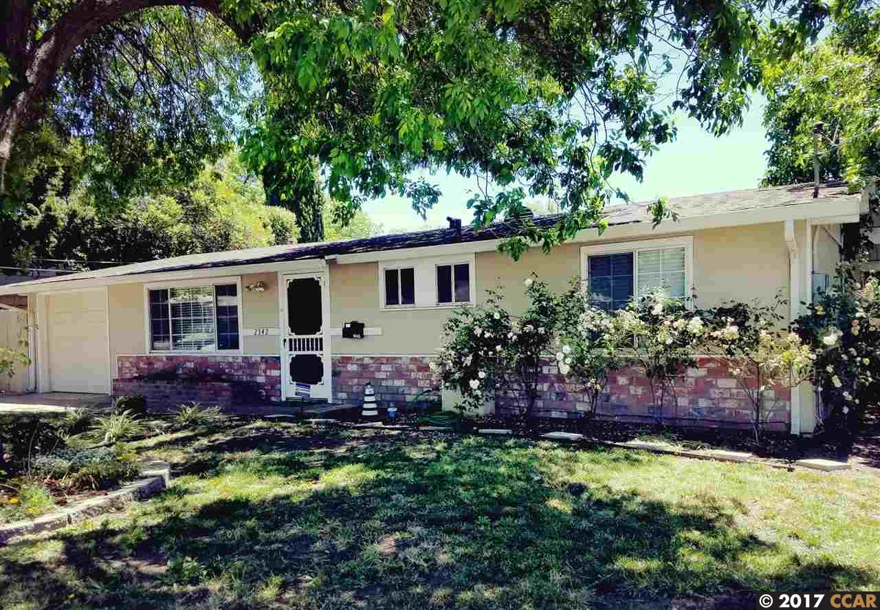 2342 Gehringer Dr, CONCORD, CA 94520