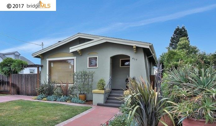 417 Lewis Ave | SAN LEANDRO | 1083 | 94577