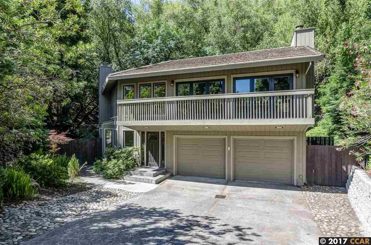 Casa Unifamiliar por un Venta en 27 Southampton Place Lafayette, California 94549 Estados Unidos