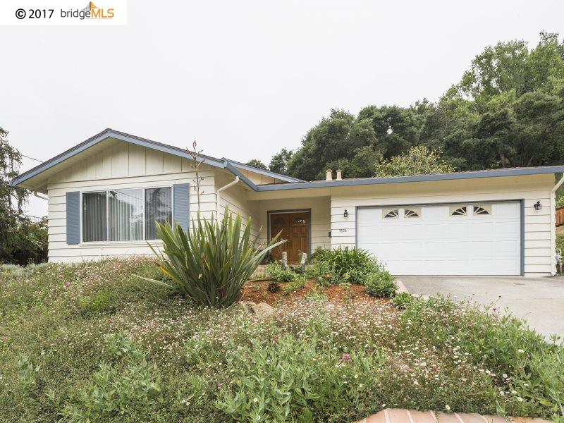 Single Family Home for Sale at 5604 Cold Water Castro Valley, California 94552 United States