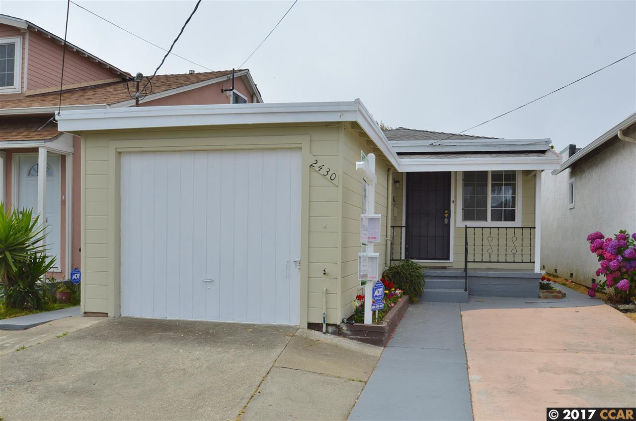 2430 GAYNOR AVE, RICHMOND, CA 94804