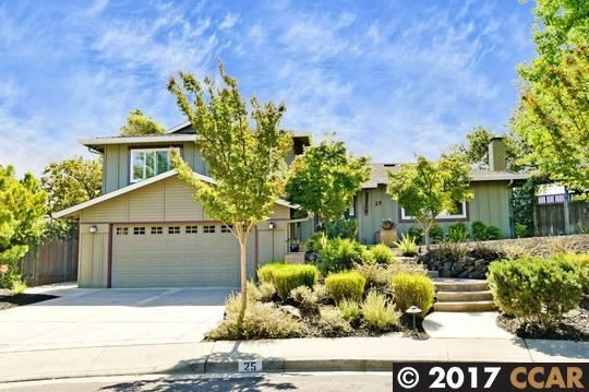 25 Plato Ct, PLEASANT HILL, CA 94523
