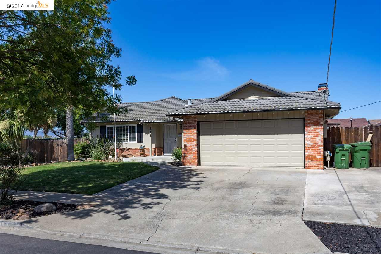 Additional photo for property listing at 311 Pippo Avenue  Brentwood, カリフォルニア 94513 アメリカ合衆国