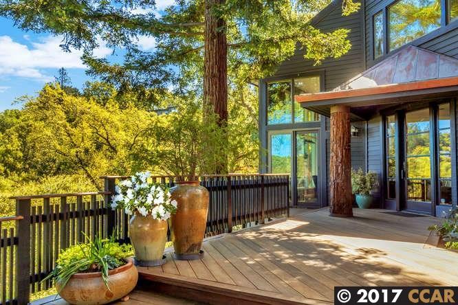 واحد منزل الأسرة للـ Rent في 16 Valley View Lane Orinda, California 94563 United States