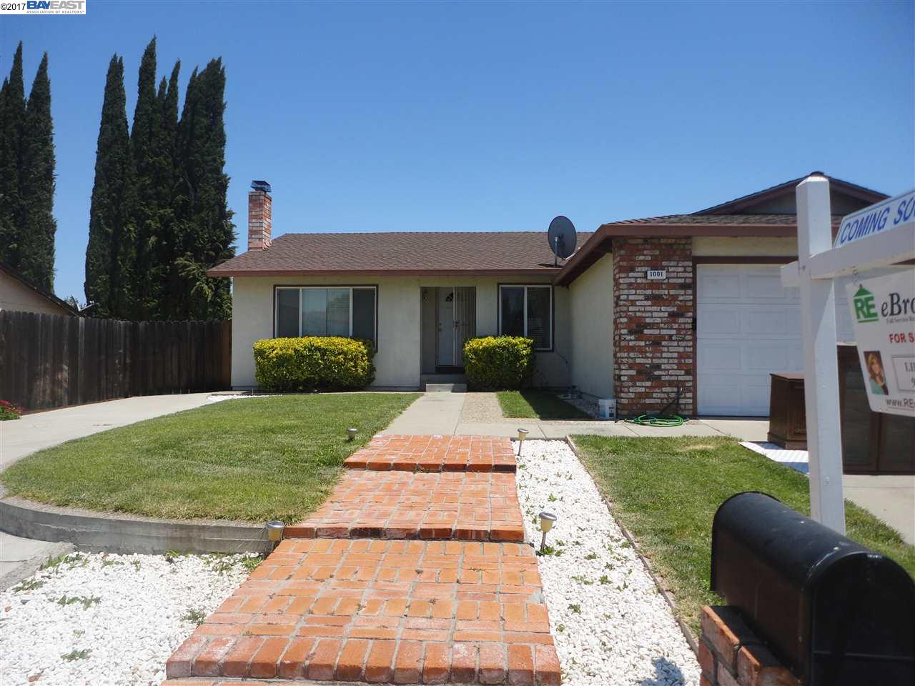 1001 Harrogate Way, ANTIOCH, CA 94509