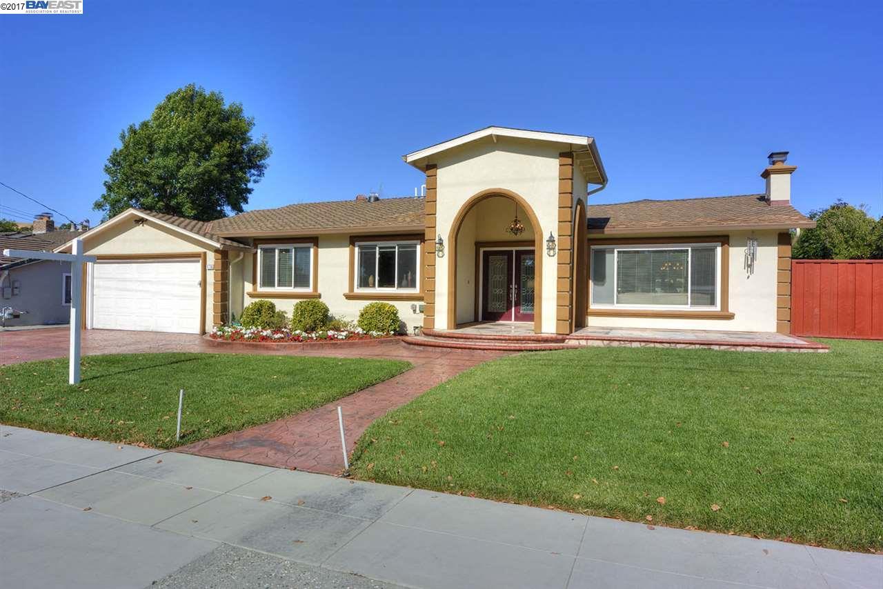 41766 Covington Drive, FREMONT, CA 94539