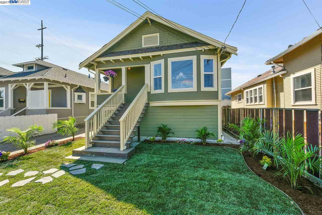 Additional photo for property listing at 1911 Everett  Alameda, Californie 94501 États-Unis