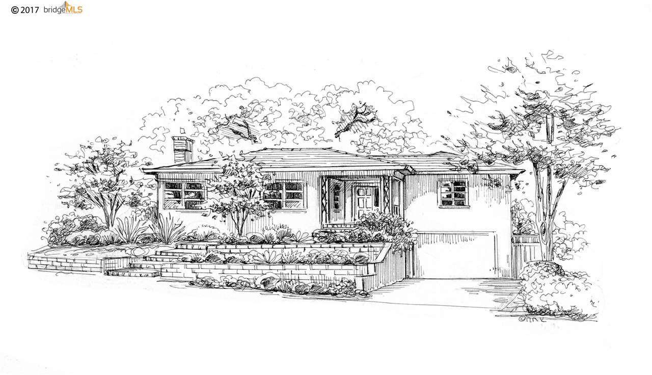 5547 Thornhill Dr, OAKLAND, CA 94611