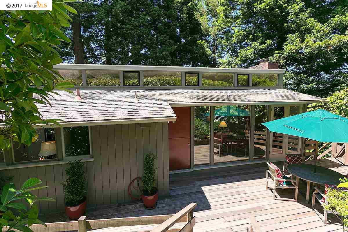 Single Family Home for Sale at 750 Wildcat Canyon Road Berkeley, California 94708 United States