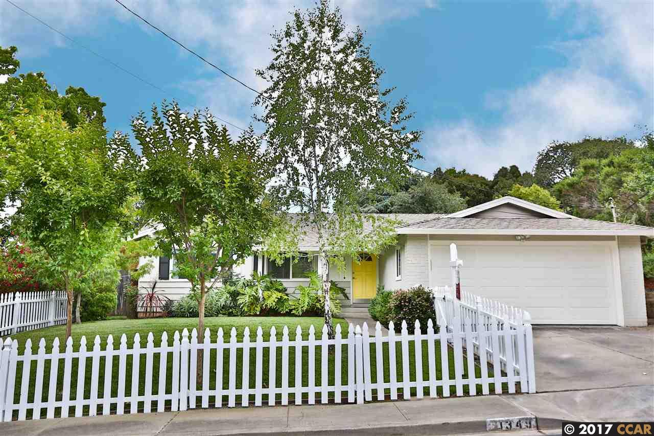 Single Family Home for Sale at 1349 Kentucky Drive Concord, California 94521 United States