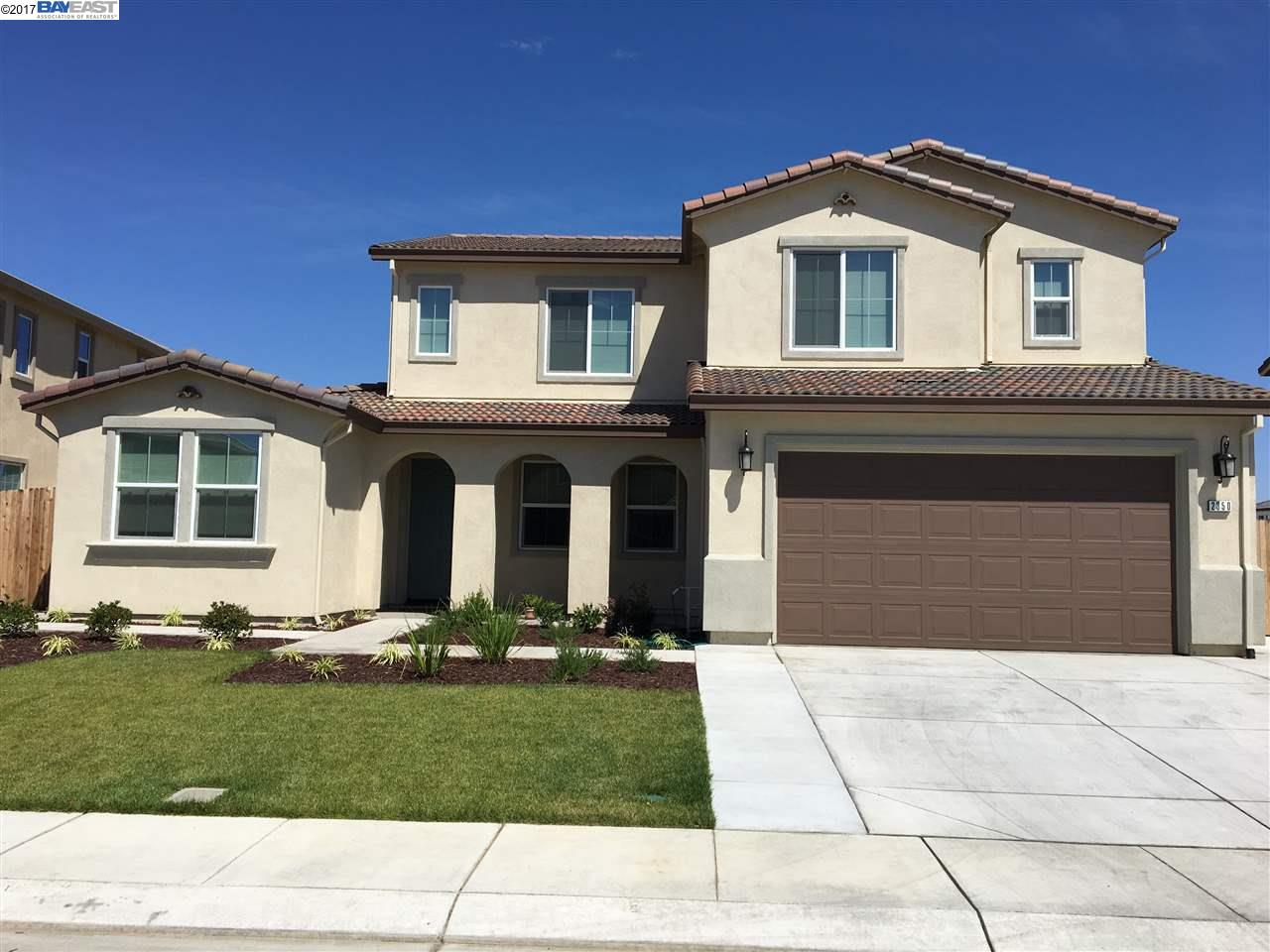 Single Family Home for Sale at 2350 Bismark Avenue Manteca, California 95337 United States