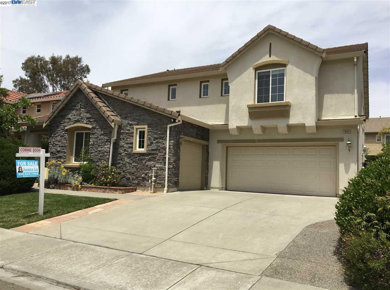 Additional photo for property listing at 2483 Mammoth Way  Antioch, カリフォルニア 94531 アメリカ合衆国