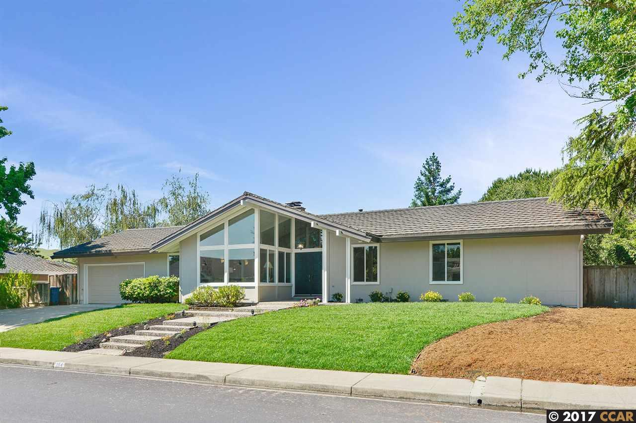 Additional photo for property listing at 264 Driveaeger Drive  Moraga, California 94556 United States